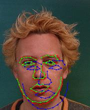 Advanced Source Code   Com - Face Recognition Based on Local Features